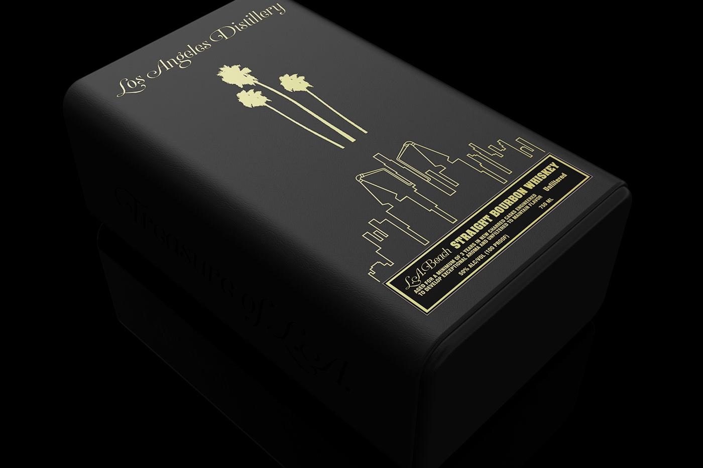 Bourbon Collector's Edition Box